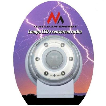 LAMPA LED CU SENSOR DE MISCARE MCE02 URZ0686