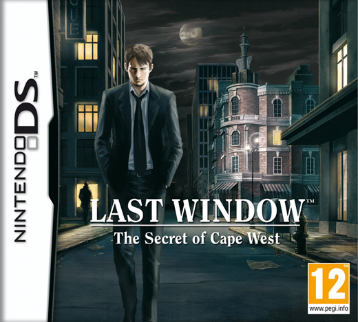 JOC Nintendo DS Last Window: The Secret of Cape West, NIN-DS-LASTWINDOW