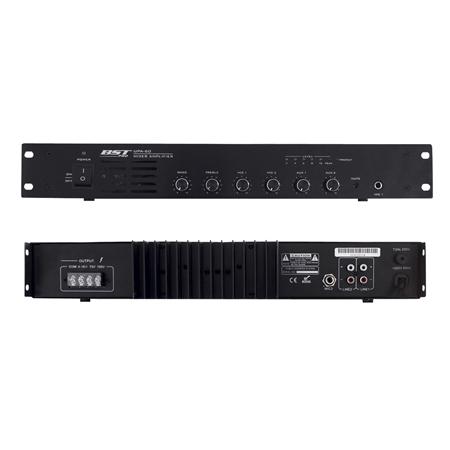 MIXER CU AMPLIFICARE 100V 60W UPA60