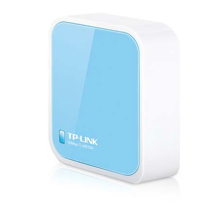 NANO ROUTER WIRELESS TP-LINK TL-WR702N 150MBP KOM0519