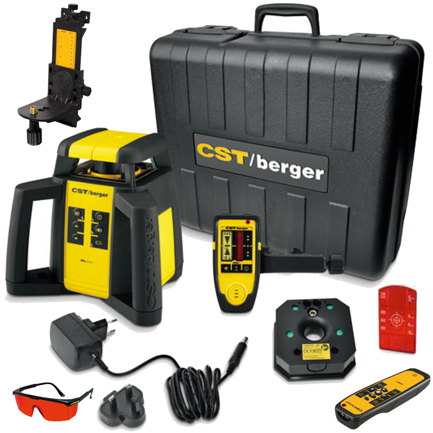 CST/berger RL25HV SET Nivela laser rotativa F0340610N5