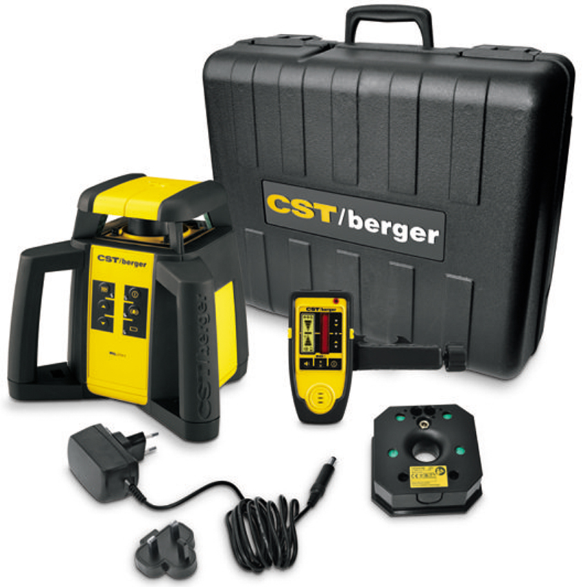 CST/berger RL25H SET Nivela laser rotativa F0340610NE