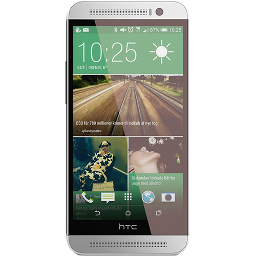 Telefon mobil HTC One E8 16GB Lte 4G Alb