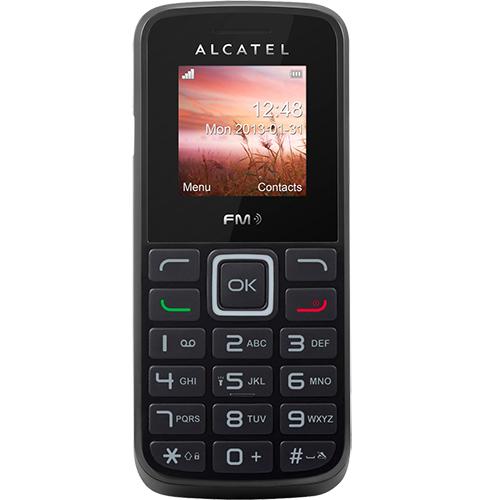 Telefon mobil Alcatel Ot-1010 Negru