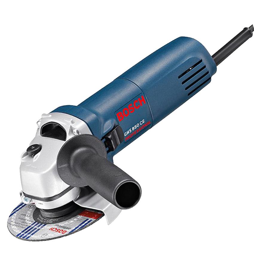 BOSCH GWS 850 CE Professional Polizor unghiular 850 W diametru disc 125 0601378790