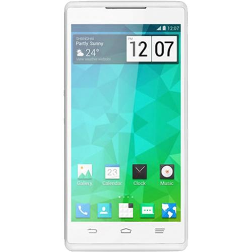 Telefon mobil ZTE Q705U Dualsim 4GB 3G Alb