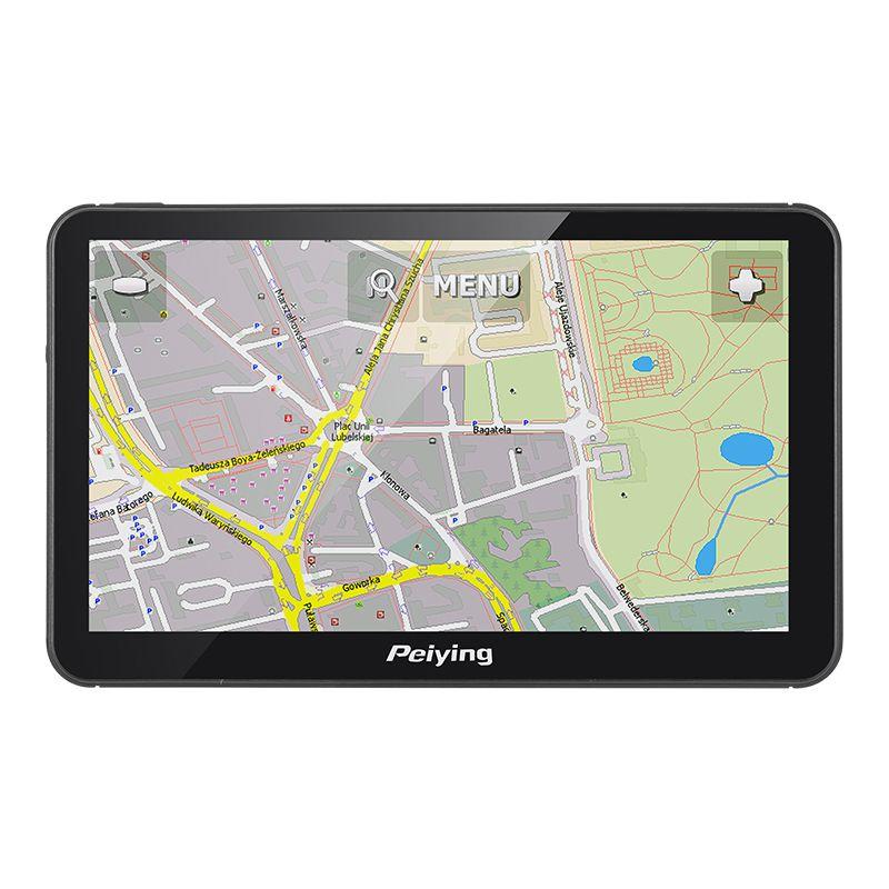 SISTEM NAVIGATIE GPS 7 INCH CU HARTI PEIYING PY-GPS7013