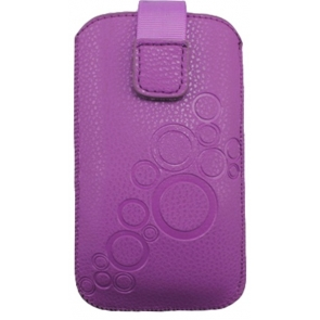 TOC SLIM UP TONDO PURPLE XL PENTRU IPHONE 4/4S 51074