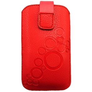 TOC SLIM UP TONDO RED L PENTRU SAMSUNG S5230 52006