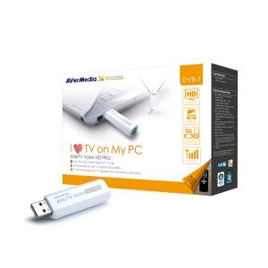 TV Tuner AverMedia VOLARHD-PRO Digital USB 2.0 Telecomanda