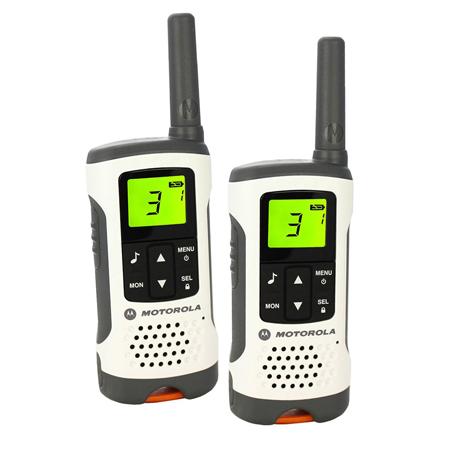 WALKIE TALKIE TLKR T50 MOTOROLA TEL-TLKRT50