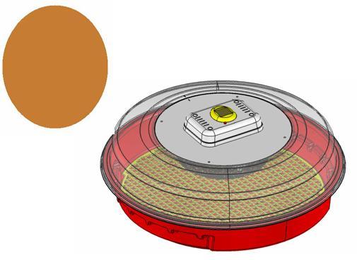 Incubator PUISOR IO-102