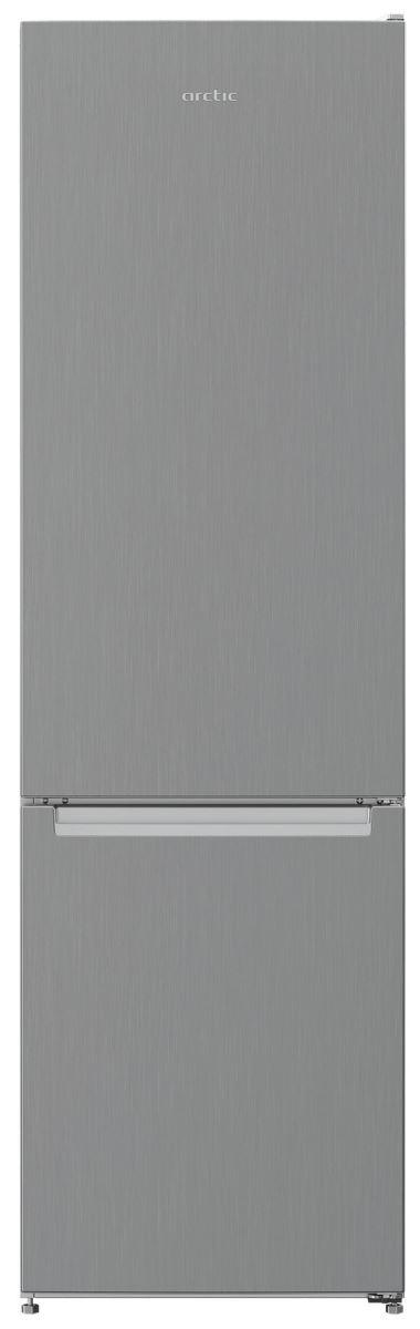 Combina frigorifica Arctic AK54305M30NFMT, 266 L, Full No Frost, Gri, F