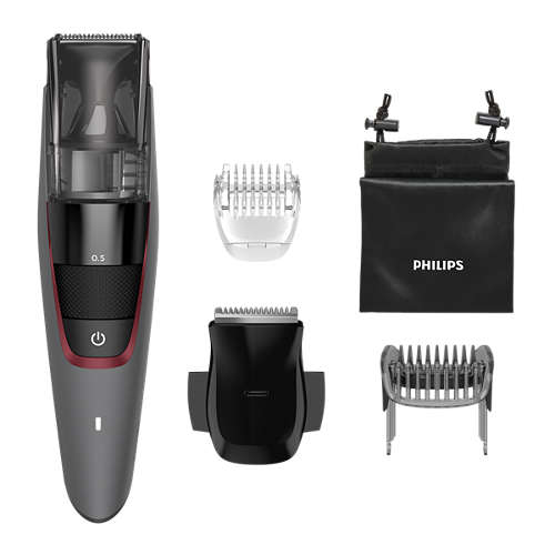Aparat de tuns barba cu aspirare Philips Seria7000 BT7510/15
