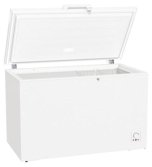 Transport Gratuit-Lada frigorifica Gorenje FH401CW, 384 L, Alb, A