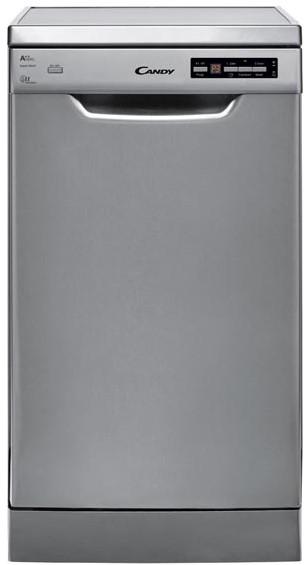 Masina de spalat vase Candy CDP 2D1145X, 11 seturi, 7 programe, Inox, A