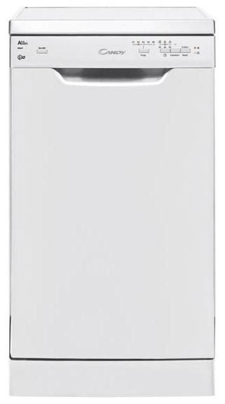 TRANSPORT GRATUIT - Masina de spalat vase Candy CDP 2L1049W-01, 10 seturi, Alb, A