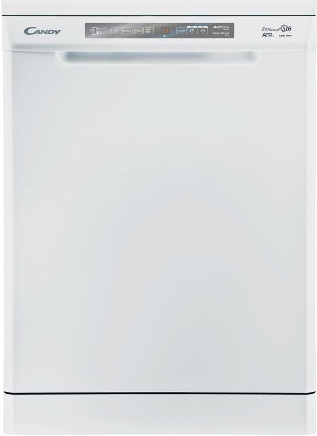 Masina de spalat vase Candy CDPM 3T62PRDFW, 16 seturi, Alb, A