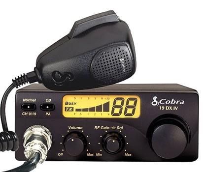 Statie radio emisie receptie Cobra CB RADIO19 DX IV EU