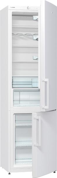 TRANSPORT GRATUIT-Combina frigorifica Gorenje RK6202EW, 354 l, A