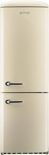 Transport gratuit- Combina frigorifica Gorenje RK60359OC, Clasa A++, Crem