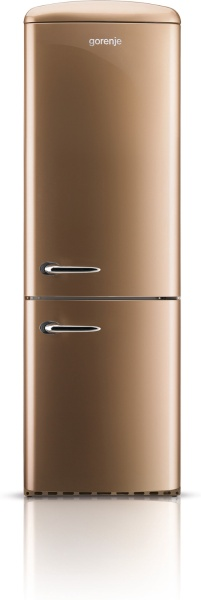 Transport gratuit- Combina frigorifica Gorenje RK60359OCO, Clasa A++, Cappuccino