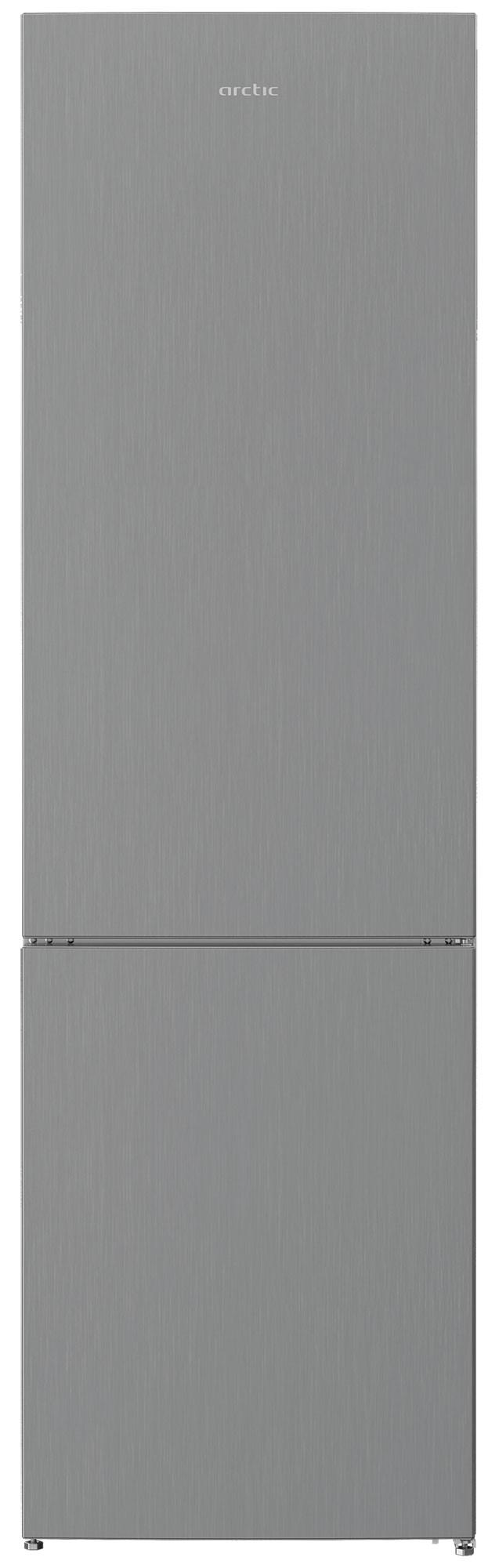 Combina frigorifica Arctic AK60360M30MT, 334 L, Garden Fresh, Argintiu, F
