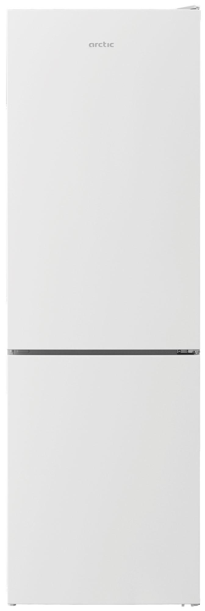 Combina frigorifica Arctic AK60366M40NF, 324 L, Full No Frost, Alb, E