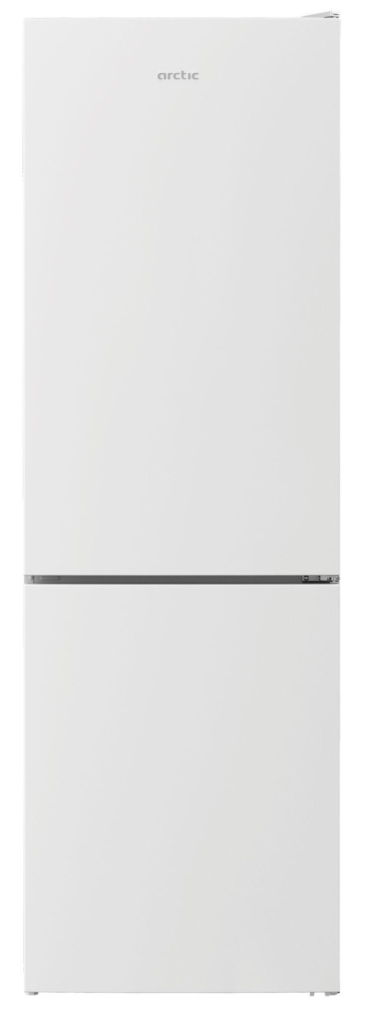 Combina frigorifica Arctic AK60366NF++, 324 L, Full No Frost, Alb, A
