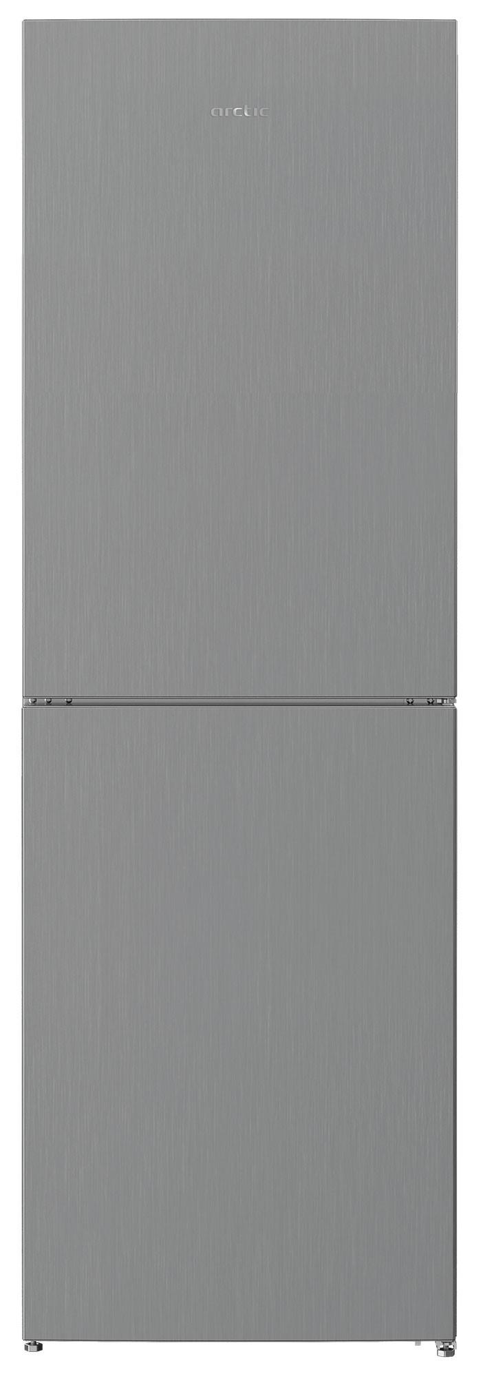 Combina frigorifica Arctic AK60386NFMT++, 358 L, Full No Frost, Inox, A