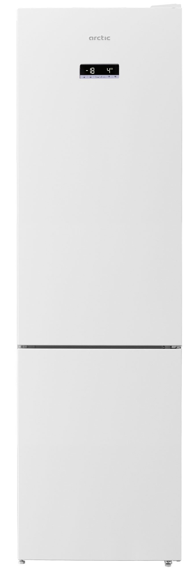 Combina frigorifica Arctic AK60406E40NFW, 362 L, Full No Frost, Alb, E