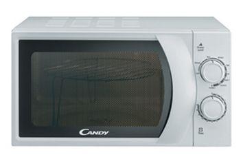 Cuptor cu microunde si grill Candy CMG 2071M, 700W, 20l, alb
