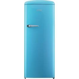 Combina frigorifica Gorenje ORB152BL, Retro Collection, Albastru