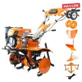 www.magazinieftin.ro-Motosapatoare Ruris 732ACC + roti cauc + rarita + plug + adaptor + dispozitiv scos cartofi + roti met 400 fara manicot+cultivator-73212016-32