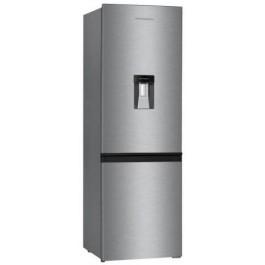 Combina frigorifica Heinner HC-H292XA+, 292l, Dozator apa, Inox