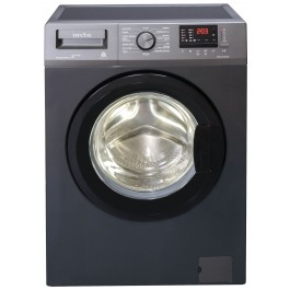 Masina de spalat rufe Arctic APL81222XLAB, 1200 RPM, Gri inchis, A+++