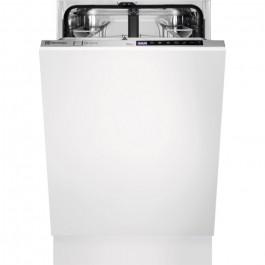 Masina de spalat vase complet incorporabila Electrolux ESL4655RO, 9 seturi, 45 cm, A+++, inox