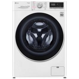 Masina de spalat rufe LG F2WN4S7S0, 7 kg, 1200 RPM, Slim, Wi-Fi, Alb, A+++