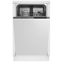 Masina de spalat vase incorporabila Arctic BI45A++ , 45 cm, 10 Seturi, A++