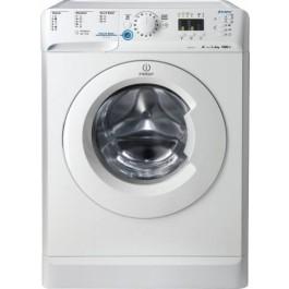 Masina de spalat rufe Indesit XWA 61051 W, 6kg, A+