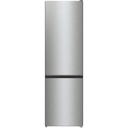 Transport Gratuit-Combina Frigorifica Gorenje RK6201ES4, 348 L, FrostLess, Gri Metalic, F