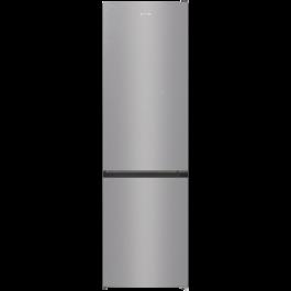 Transport Gratuit-Combina Frigorifica Gorenje NRK6201PS4, 331 L, No Frost Plus, Usa Reversibila, Gri Metalic, F
