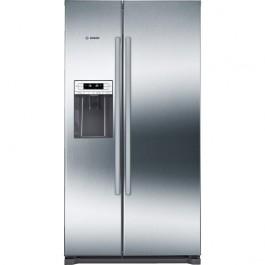 Combină frigorifică Side by Side BOSCH KAD90VI20, NoFrost, inox