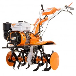 Motosapatoare Ruris 731ACC + roti cauc + rarita + plug + adaptor + dispozitiv scos cartofi + roti met 400 fara manicot