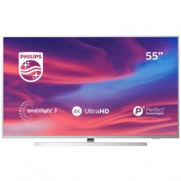 Televizor Philips 55PUS7304, Smart tv, LED, Ultra HD, 4K, Ambilight, 139cm