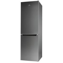 Combina frigorifica Indesit LR8 S1 X, 339l, Inox