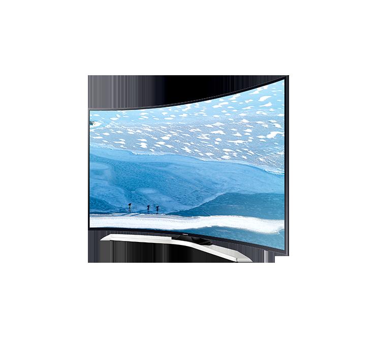 cumpara televizor samsung 49ku6172 led ultra hd 4k smart tv curbat 123 cm negru de la. Black Bedroom Furniture Sets. Home Design Ideas