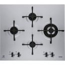 TRANSPORT GRATUIT - Plita pe gaz Electrolux  EGU6648LXX, arzator tripla coroana, Inox