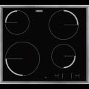 Plita incorporabila Zanussi ZEV36340XB, Vitroceramic
