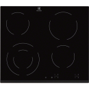 TRANSPORT GRATUIT - Plita electrica vitroceramica Electrolux EHF6241FOK, 60 cm, negru